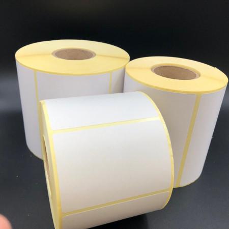 MATT papír címke