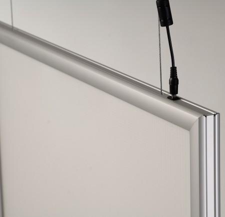 LED világító tábla