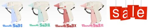 Banók szálbelövő pisztoly