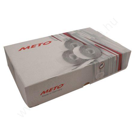 26x12mm METO EC eredeti árazószalag (8532097)