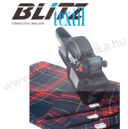 Blitz Textil 2653 sorszámozógép +1db festékhenger
