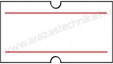 21x12mm_arazocimke_piros_csikos