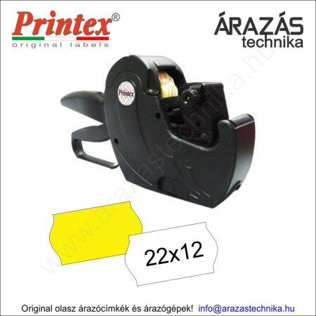 PRINTEX Z6/2212 egysoros árazógép
