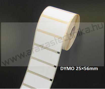 56x25mm THERMO címke (1.000db/40) (EPSON TT nyomtatóhoz)