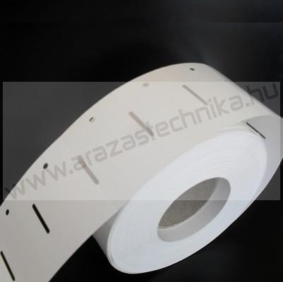 Függő címke 30x50mm (1.000 db/tekercs)