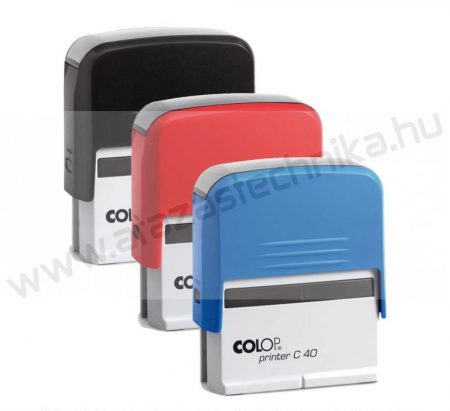 COLOP Printer C40 komplett bélyegző