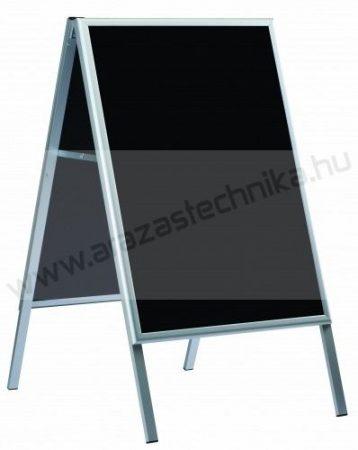 Megállító tábla A1 (28mm alu profil) EXKLUZÍV fekete