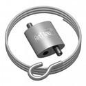 Krétás ártábla- zöld szegély  A7 (105×74mm)