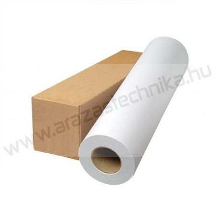 Plotter papír 80gr 594mm×50m tekercses másolópapír 50mm cséve mérnöki papír