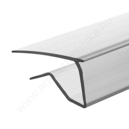 ADAPTER ársínhez 5-10 mm vastag ÜVEGPOLCRA (1 méter)