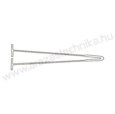 65mm dupla belövőszál (1.000 szál/#) Standard (50S)