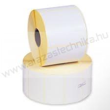 110×270mm THERMO címke 250 db/tek / paletta címke