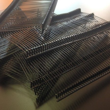 50mm fekete belövőszál (1.000 szál/csomag) standard