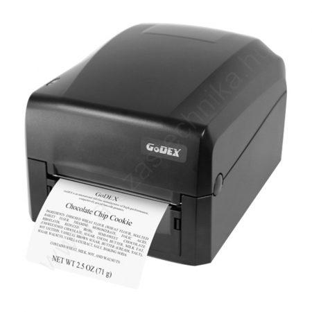 Godex  GE300 203 dpi (TT) címkenyomtató (Ajándék: 3.000 db címke)