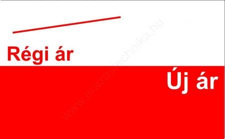 26x16mm Régi ár/Új ár ORIGINAL árazócímke (1.000db/tek) - szögletes