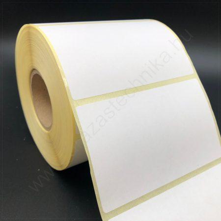 100×50 mm TT papír címke (1.000 db/tek)