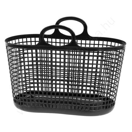 Bevásárló táska 30 literes - Market - FEKETE