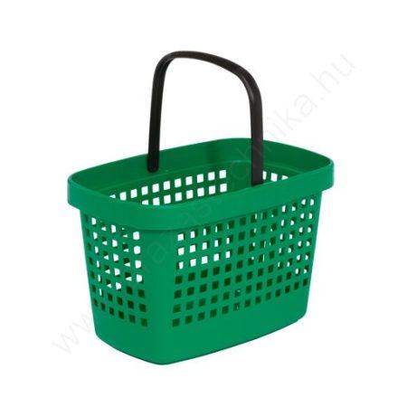 Bevásárló kosár 28 L Great - zöld