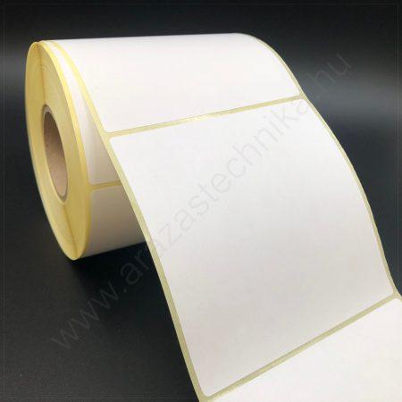 100x100mm TT papír címke  (500 db/40)