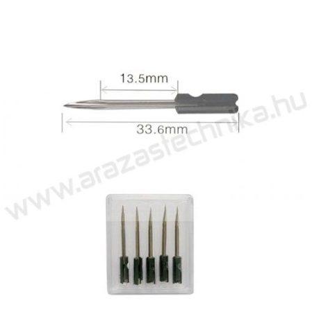 Póttű VP-tool S szálbelövőhöz (5db/csomag)