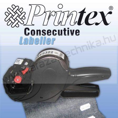 PRINTEX PRV5326 sorszámozó gép (+1 db Ajándék festékhenger)