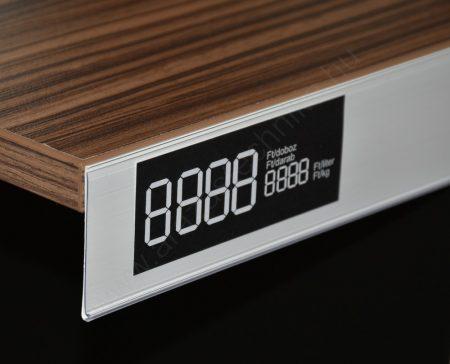 Ársín 5 cm ×1m fehér - filmragasztó