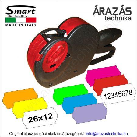 SMART C8/2612 egysoros árazógép