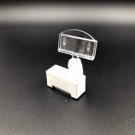 Ártábla tartó mágnes - hűtőrácsra, fémpolcra