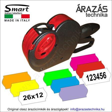 SMART C6/2612 egysoros árazógép