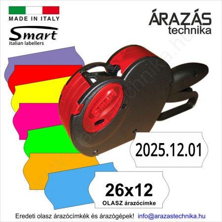 SMART S10/2612 dátumozógép