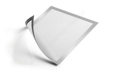 Duraframe® MAGNETIC A4 - ezüst mágneses keret fémre (4869-23)