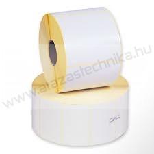 148×210mm THERMO címke - paletta címke 900 db/76