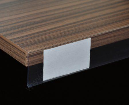 Ársín 5 cm × 1m átlátszó hátlap - filmragasztó