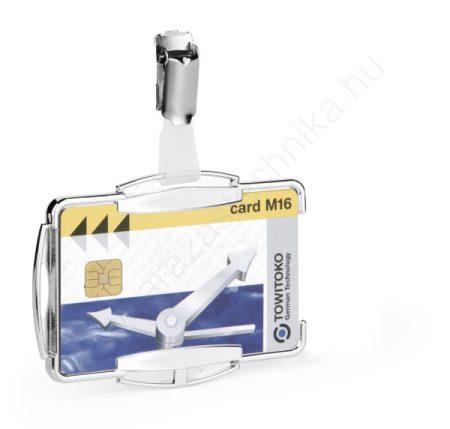 Beléptető kártyartó - RFID (8901) - nyitott