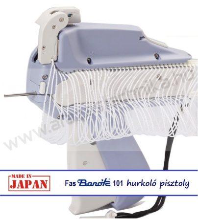 Banók 101 japán hurkoló pisztoly