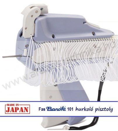 FAS Banók 101 japán hurkoló pisztoly