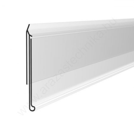 Pattintós ársín C profilba 4cm×1,3méter IPF-G