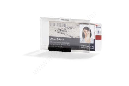 Biztonsági kártyatartó DURABLE PUSHBOX DUO (8921)
