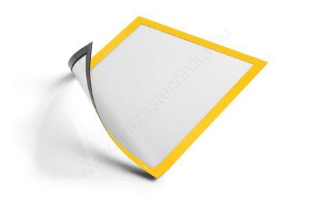 Duraframe®  SUN A3 - fekete plakátkeret üvegre  (4842-01) UV álló