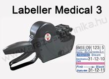 Printex Medical Steam 3 dátumozógép