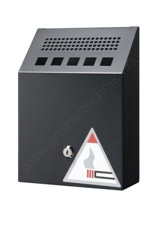 Fali Hamutartó 2,5L (3333-01) - fekete