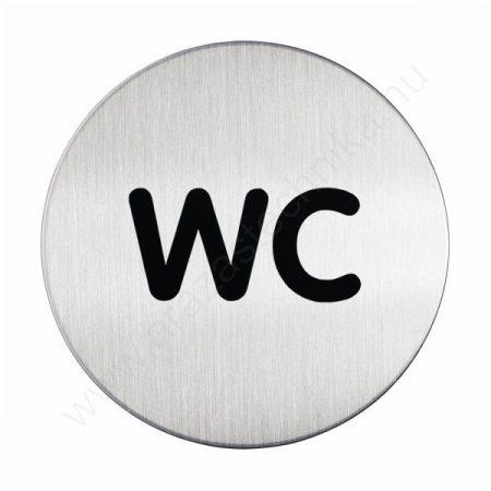 Piktogram - WC (4907)