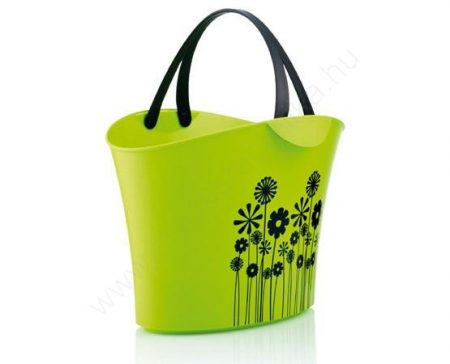 Bevásárló kosár SHOPHIE 15L - zöld