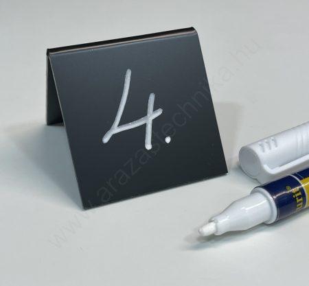 Árkazetta - szett - (70×49 mm) PromoLabel PIROS kazetta + CLIP rögzítő