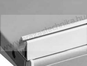 OPTI (1) - Termékelválasztó ALAPSÍN 125cm - mágneses