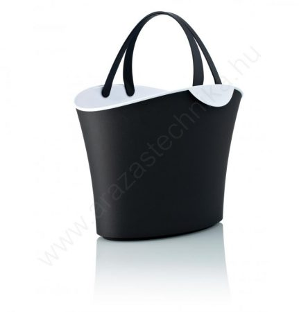 Bevásárló kosár Shophie 15L - FEKETE