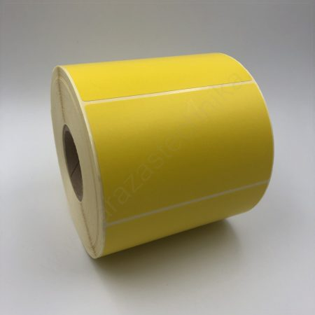 100x60mm THERMO címke - CITROM  (1.000 db/40)