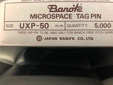 50mm FINE belövőszál (5.000 szál/#)  Japán Banók UXP-50