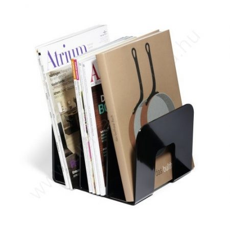 Katalógustartó TREND (1701395060) FEKETE könyvtámasz, könyvtartó
