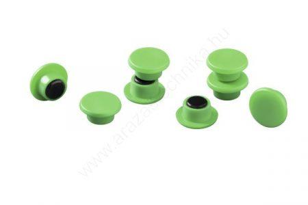 Jelölő mágnes taktikai táblához (20db/cs) (475105) ZÖLD